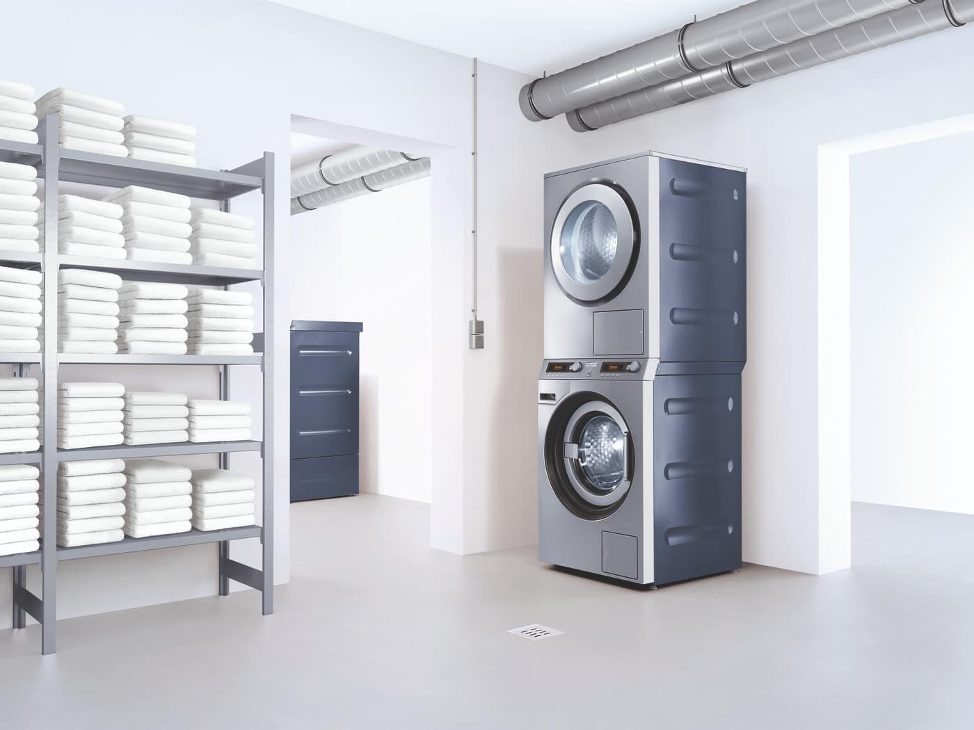 lavanderia per condominio